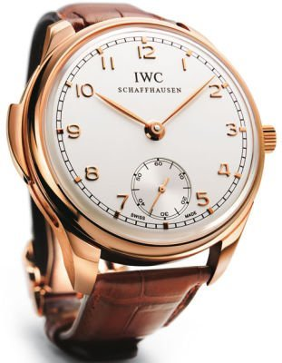 IWC Portuguese Minute Repeater Men's Watch