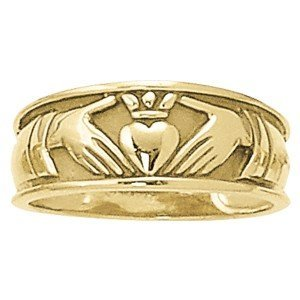 14K Gold Ring with 6.81 grams of gold.  Brand New!