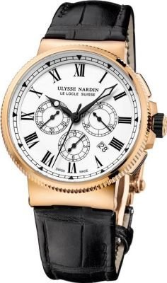 Ulysse Nardin Marine Chronometer Manufacture 43mm Men's