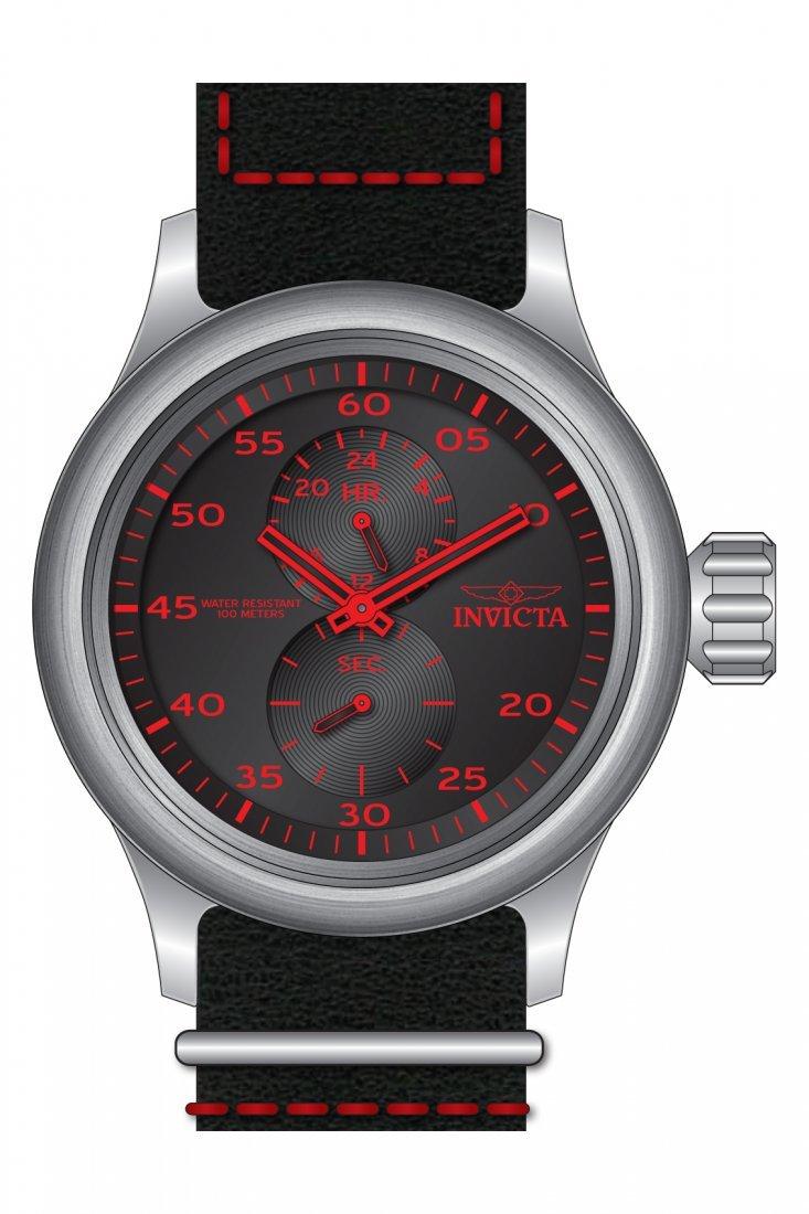 Invicta Men's 19495 Russian Diver Quartz Chronograph Bl
