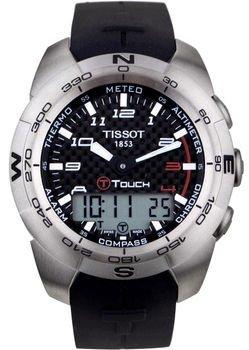 Tissot T-Touch Expert Men's Watch