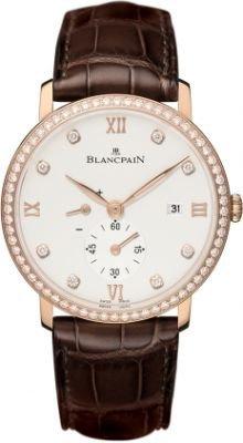 Blancpain Villeret Power Reserve Mechanical Men's Watch