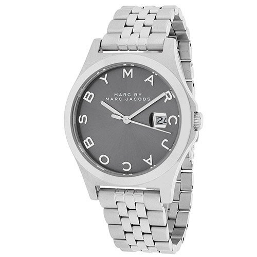 Stainless steel case, Stainless steel bracelet, Gray di