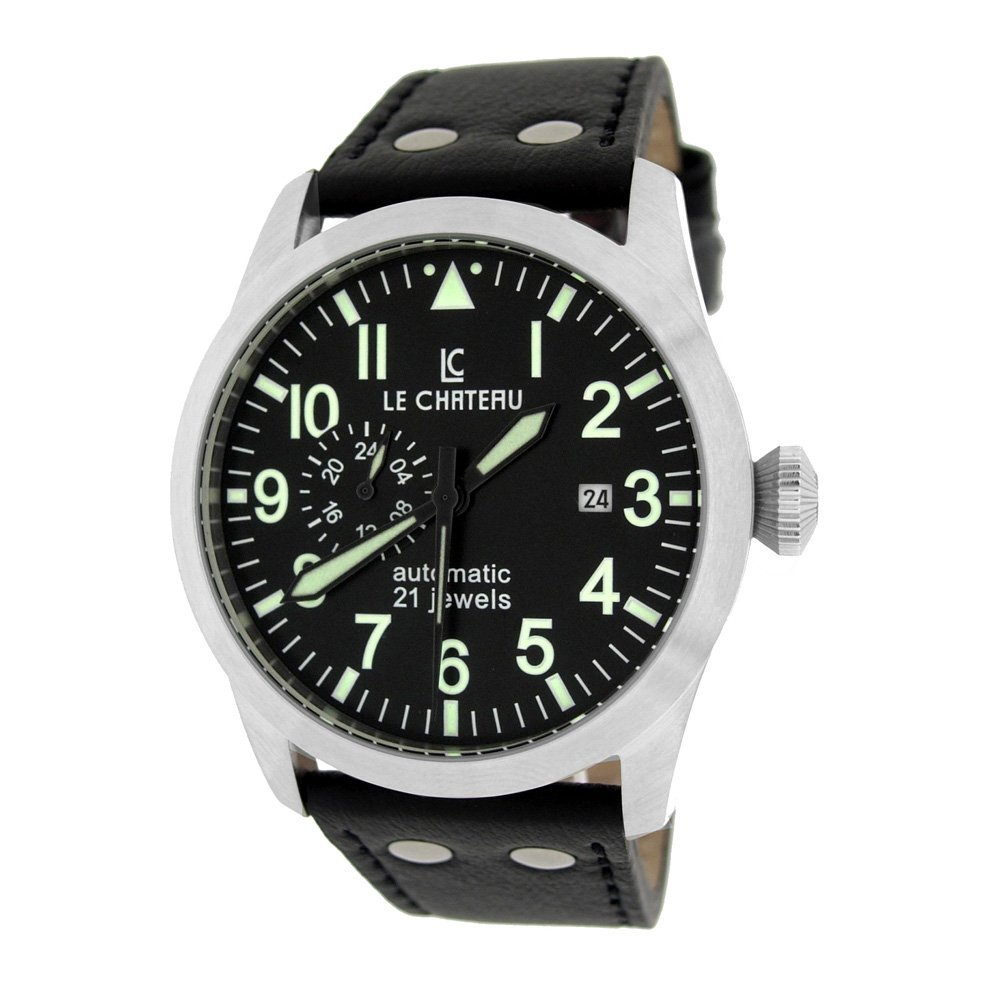 Classic Watch styling with contemporary features, the L
