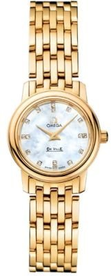 Omega De Ville Quartz 22mm Women's Watch