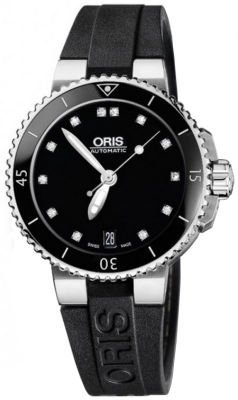 Oris Aquis Date Women's Watch