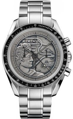 "Omega Speedmaster Professional Moonwatch Apollo XVII"" 4"