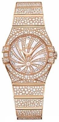 Omega Constellation Luxury Edition Women's Watch