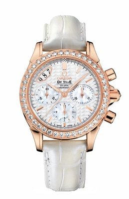 Omega De Ville Chronograph Women's Watch