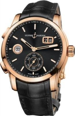 Ulysse Nardin Executive Dual Time 43mm Men's Watch
