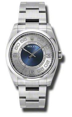Rolex Oyste Perpetual No-Date Men's Watch