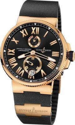 Ulysse Nardin Marine Chronometer Manufacture 45mm Men's
