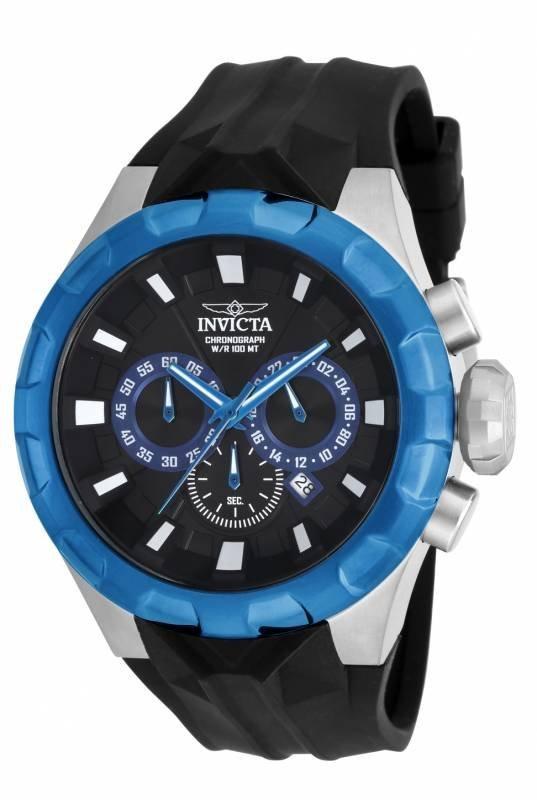 Invicta Men's 16921 I-Force Quartz Multifunction Black