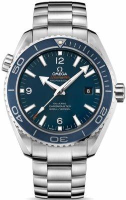 Omega Seamaster Planet Ocean 46mm Titanium Liquidmetal