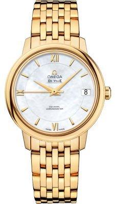 Omega De Ville Prestige Co-Axial 32.7mm Women's Watch
