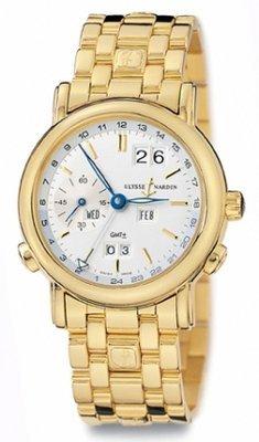 Ulysse Nardin GMT Perpetual Men's Watch