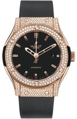 Hublot Classic Fusion Automatic Gold 42mm Men's Watch