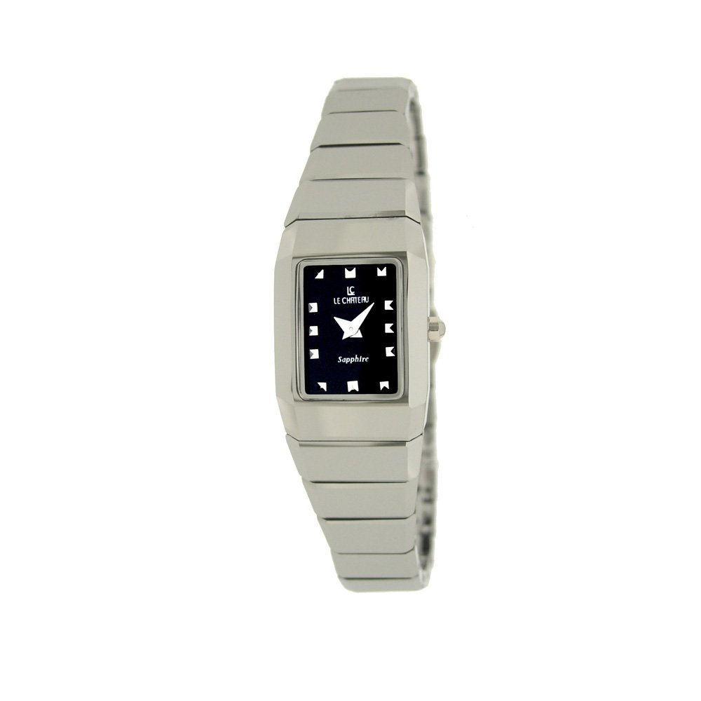 The clean Design of the Le Chateau Women's Tungsten Wat