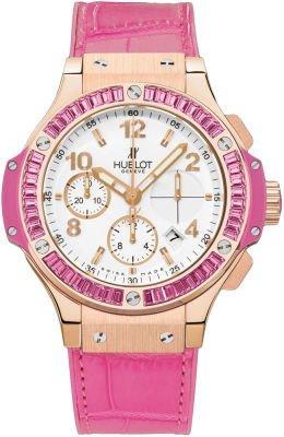 Hublot Big Bang Gold Tutti Frutti 41mm Women's Watch