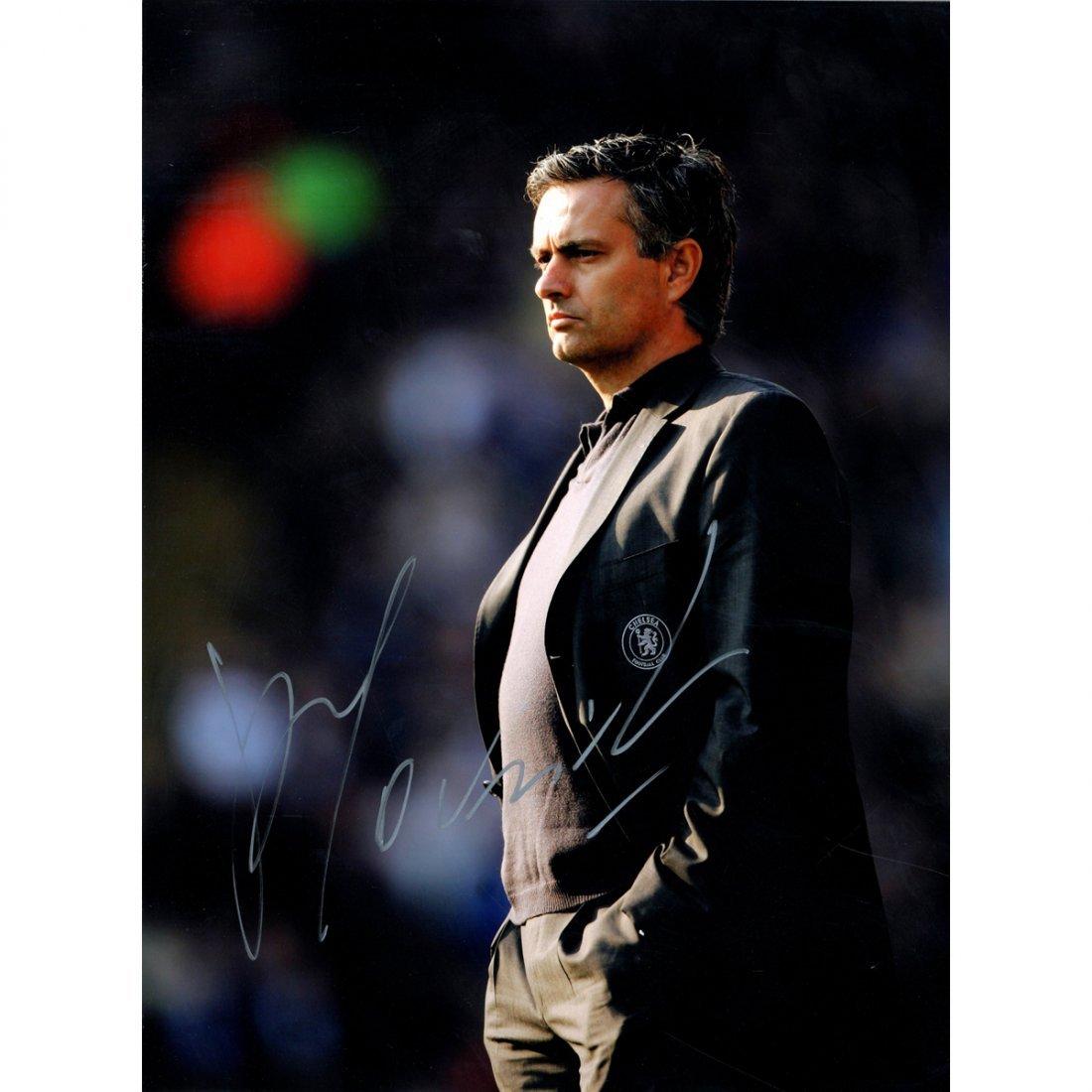 Jose Mourinho Special One 12x16 Photo (Icons Auth)
