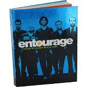 Entourage Book: Signed By the Cast