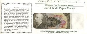 2006: Uncirculated Banknotes From Around the World for
