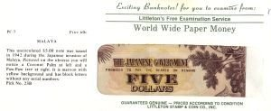 2007: Uncirculated Banknotes From Around the World for