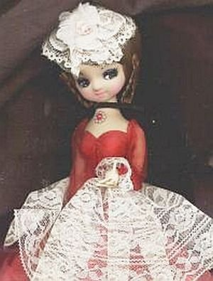 2401: Light Up Southern Belle Doll
