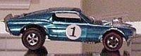 2680: Vintage Hot Wheels Redline Boss Hoss