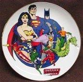 2685: Justice League Comic Plate