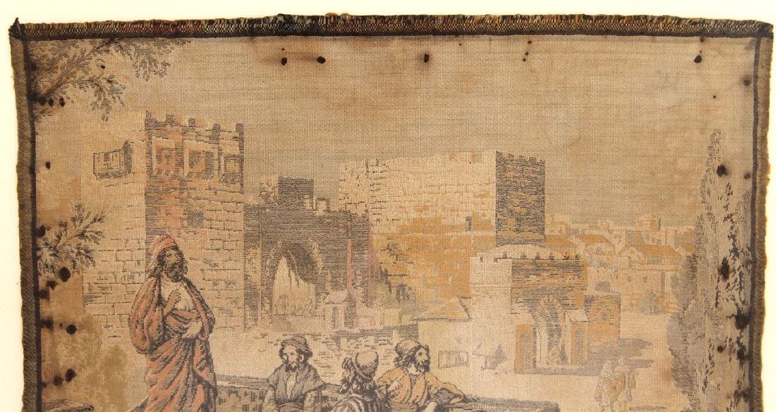 Tapestry of the Tower of David, Israel, beginning of - 4