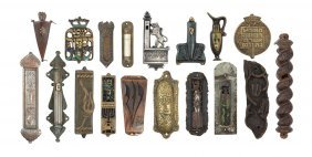 Huge Set Of 139 Mezuzah Covers, From Different Places.