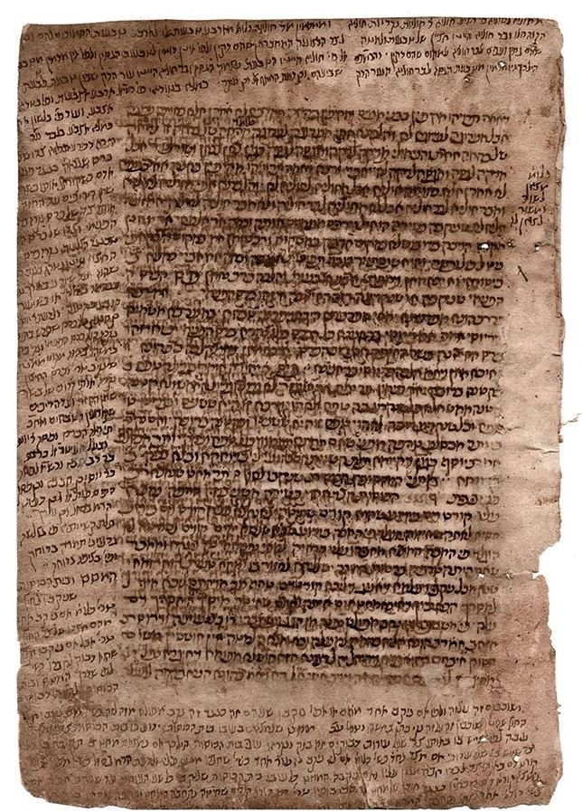 Historical discovery! Manuscript of Rav Elfas with a