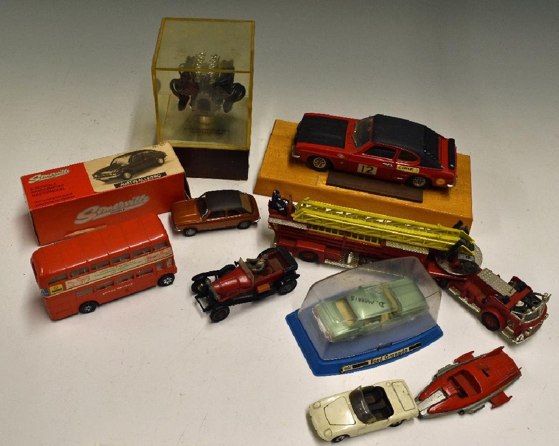 Assorted Diecast Model Selection to include Somerville