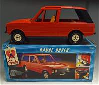 Pedigree Sindy Range Rover Toy in red, plastic...