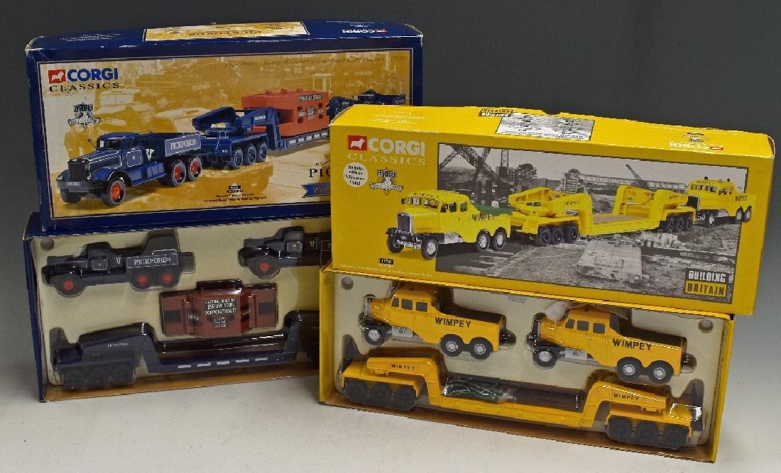 Corgi Classics Diecast Models Commercial Vehicles to