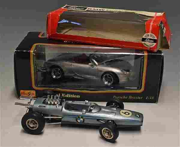 Maisto Porsche Boxster 1/18 Special Edition Diecast