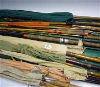 Fishing Tackle – Varied Selection of Fishing Rods...