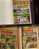 Tiger/Hurricane comics featuring Roy of the Rovers