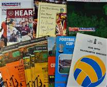 Selection of Early Wolverhampton Wanderers Football