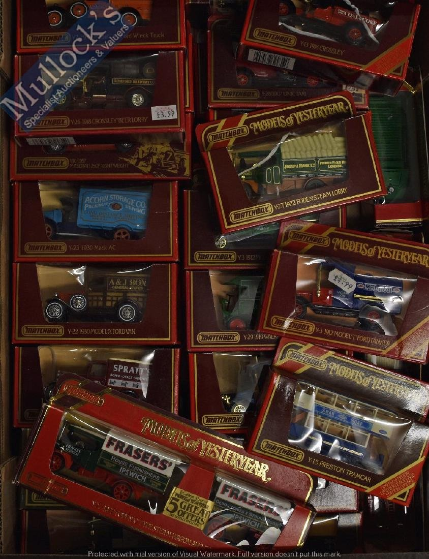 Matchbox Models of Yester Year Diecast Toys includes...