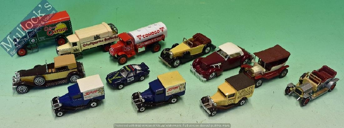 Various Loose Matchbox Diecast Models to include