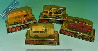 Dinky Toys 282 Land Rover Fire Appliance Diecast...