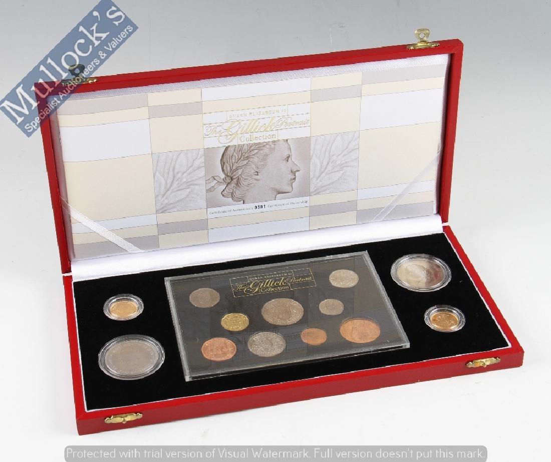 2004 Royal Mint Gold Proof QEII The Gillick...