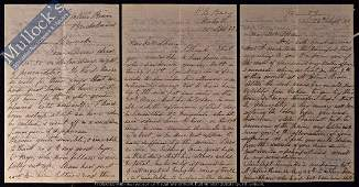 Boer War Letters – The Death of A...