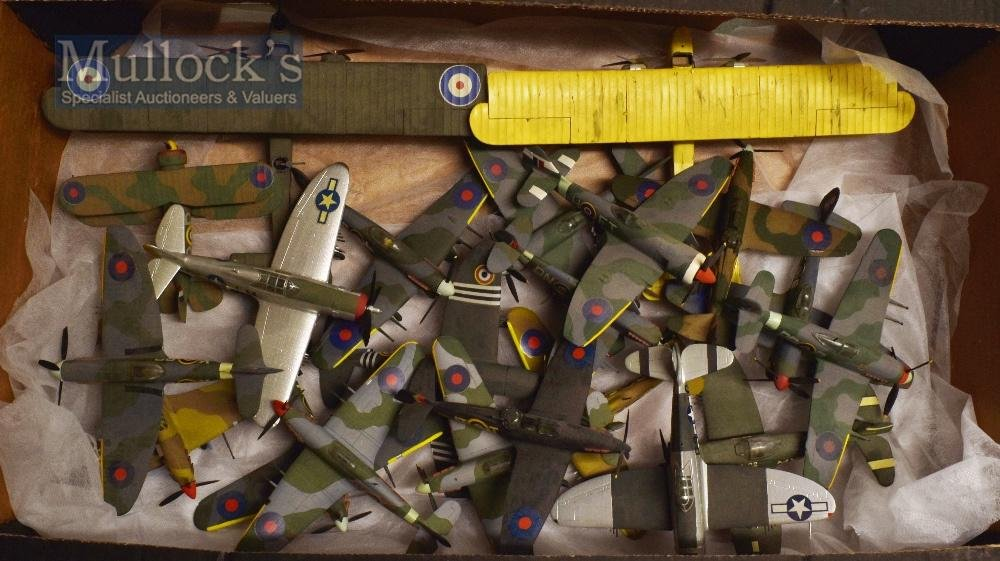 Aviation Airfix Model selection all made, well