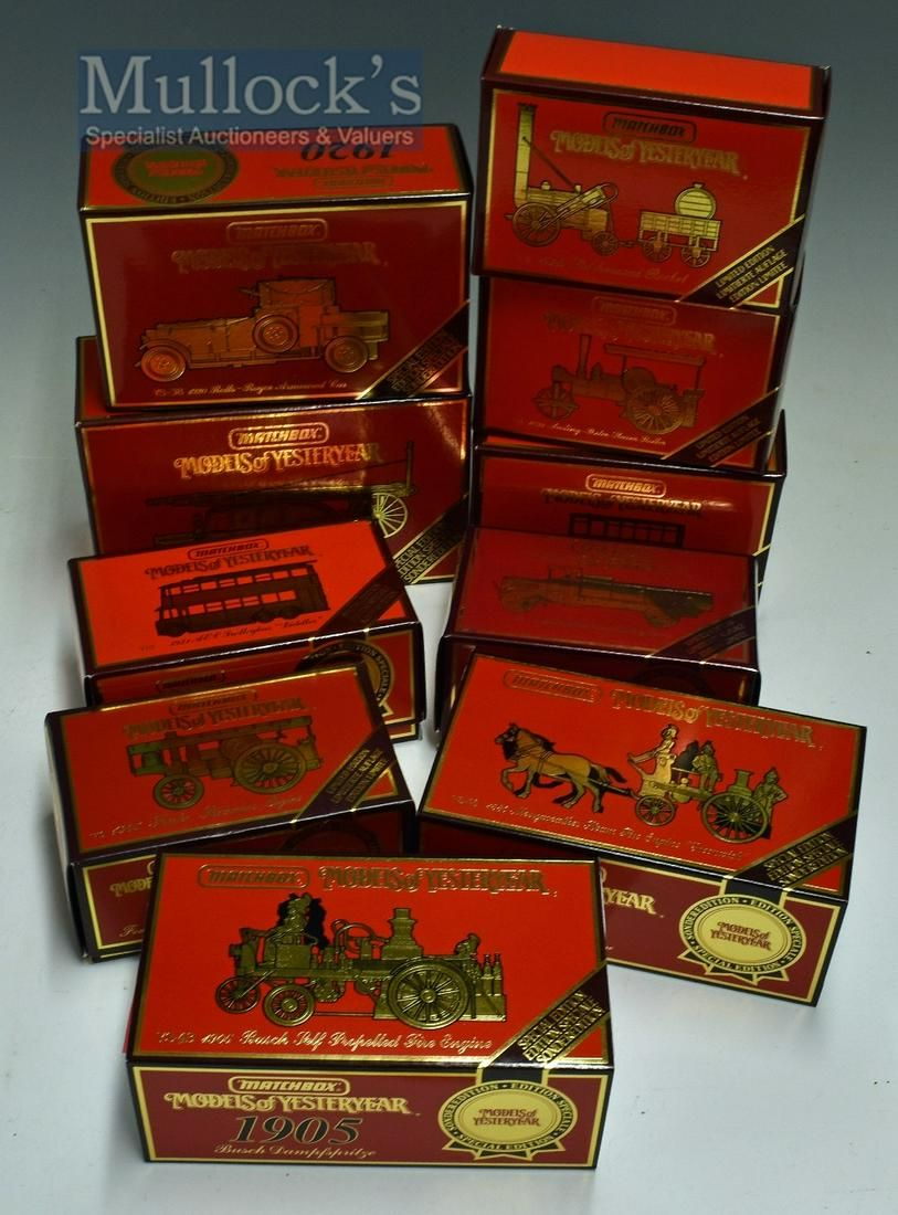 Matchbox Models of Yester Year Special Edition