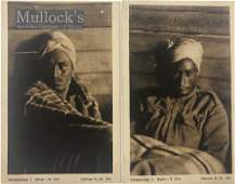 India & Punjab – Sikh Prisoner Postcards Two...