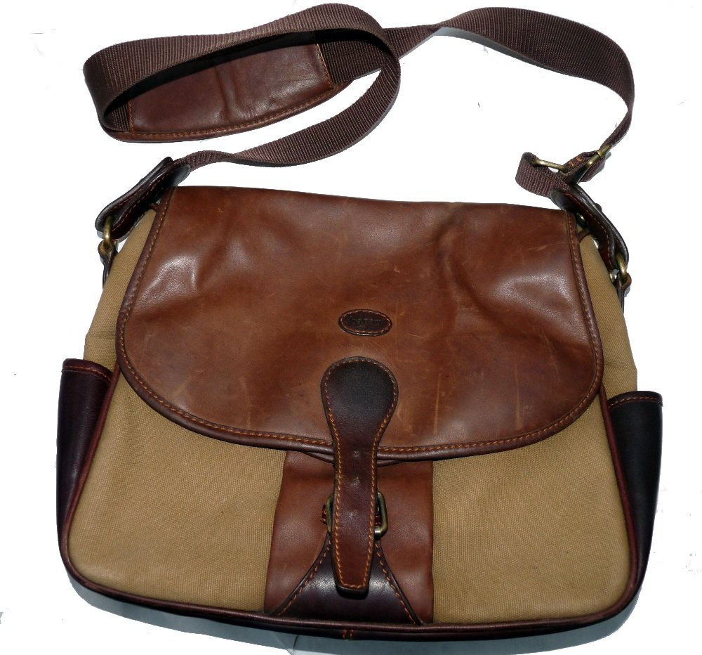 GAME BAG: Baron high quality handmade  leathe