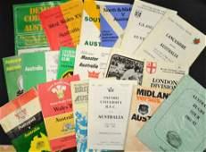 1981-82 Australia Tour to Great Britain and Irelan